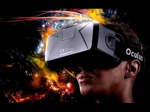 Démonstration Casque Oculus Rift DK2